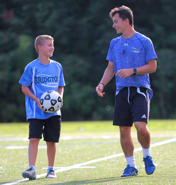 Henry Ametti, Bridgton Sports Camp Soccer Director