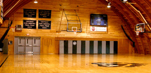 basketball facility photo