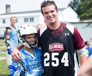 Jake, Lacrosse