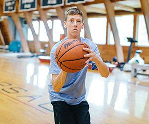 Theo Basketball
